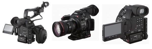Canon C100 MKII