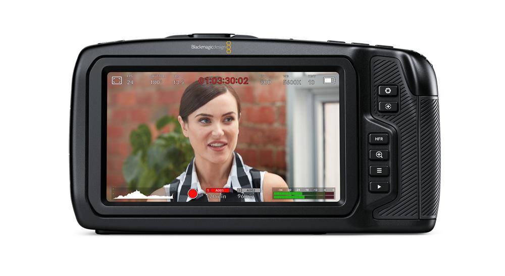 Blackmagic Pocket Cinema Camera I