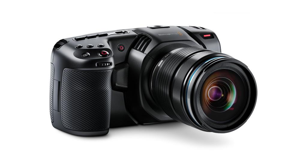Blackmagic Pocket Cinema Camera II